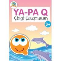 3+ Yaş Ya-Pa Q Çizgi Çalışmaları