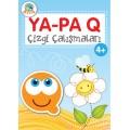 4+ Yaş Ya-Pa Q Çizgi Çalışmaları (Dik Temel Yazıya Hazırlık)