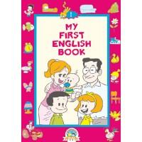 Ya-Pa My First English Book (2 kitap) + CD (4+ Yaş)