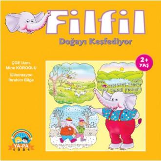 Filfil Serisi - 2 Yaş ve Üzeri-8 Kitap
